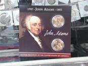 PRESIDENTIAL GOLD Coin GOLD $1 DOLLAR COINS